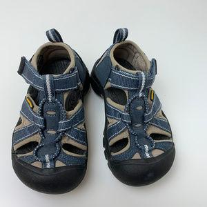Keen Toddler Waterproof Sandals.